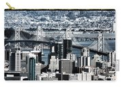 The Bay Bridge Carry-all Pouch