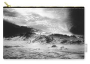 The Beach At Bridgehampton Carry-all Pouch by Simon Marsden
