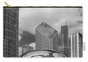 The Bean Chicago Illinois Carry-all Pouch