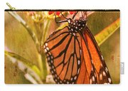 The Beauty Of A Butterfly Carry-all Pouch