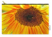 The Beauty Of A Sunflower Carry-all Pouch