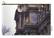 The Beauty Of Philadelphia City Hall Carry-all Pouch by Bill Cannon