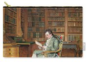 The Bibliophile Carry-all Pouch