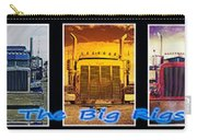 The Big Rigs Group Pic Carry-all Pouch