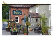 The Black Dog Pub Carry-all Pouch