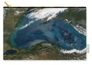 The Black Sea In Eastern Russia Carry-all Pouch by Stocktrek Images