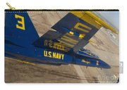 The Blue Angels Perform Over El Centro Carry-all Pouch