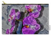 The Blue Orchid  Carry-all Pouch