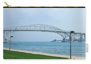 The Blue Water Bridge  Carry-all Pouch