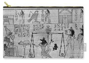 The Book Of The Dead Carry-all Pouch
