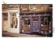 The Bow Bar. Edinburgh. Scotland Carry-all Pouch