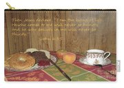 The Bread Of Life Carry-all Pouch