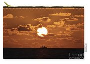 the Bronzy Sunset. Carry-all Pouch