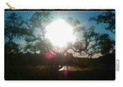 The Burning Tree Carry-all Pouch