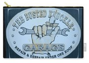The Busted Knuckle Carry-all Pouch