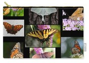 The Butterfly Collection Carry-all Pouch