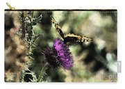 The Butterfly I Carry-all Pouch
