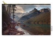 The Calm At Lake Louise Carry-all Pouch