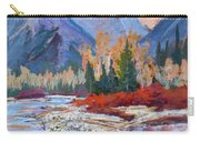 The Canadian Rockies Carry-all Pouch