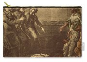 The Capture Of Margaret Garner Carry-all Pouch by Photo Researchers