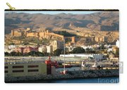 The Castle In Almeria Spain Carry-all Pouch