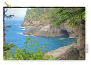 The Caves Of Cape Flattery  Carry-all Pouch