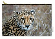 The Cheetah Stare Carry-all Pouch