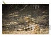 The Cheetah Wakes Up Carry-all Pouch