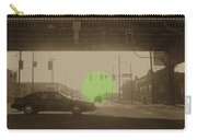 The Circle Green - Urban Perspective Carry-all Pouch