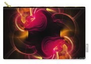The Circle Of Love 2 Carry-all Pouch
