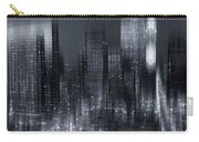 The City Comes Alive At Night Carry-all Pouch