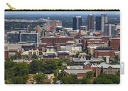 The City Of Birmingham Alabama Usa Vertical Carry-all Pouch