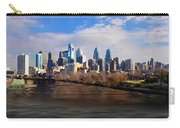 The City Of Brotherly Love Carry-all Pouch