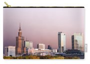 The City Of Warsaw Carry-all Pouch