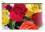 The Color Of A Rose Carry-all Pouch