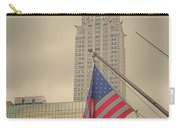 The Colors Flying In New York Carry-all Pouch