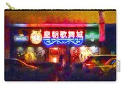 The Colours Of Singapore Nights Carry-all Pouch