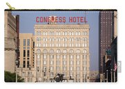 The Congress Hotel - 1 Carry-all Pouch