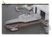The Coronado Littoral Combat Ship Carry-all Pouch