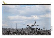 The Cotton Crops Of Limestone County Alabama Carry-all Pouch