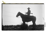 The Cowboy, 1954 Carry-all Pouch