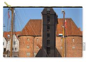 The Crane In Gdansk Carry-all Pouch