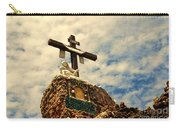 The Cross In The Grotto In Iowa Carry-all Pouch