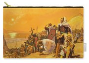 The Crusades Carry-all Pouch by Gerry Embleton