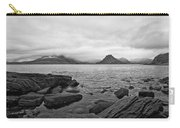 The Cuillin's In The Mist Carry-all Pouch