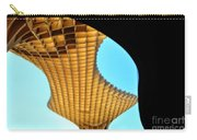 The Curves Of The Metropol Parasol Carry-all Pouch