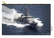 The Cyclone-class Coastal Patrol Ship Carry-all Pouch