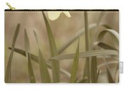 The Daffodil In Partial Sepia Carry-all Pouch