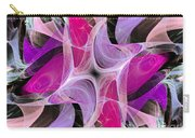 The Dancing Princesses Abstract Carry-all Pouch
