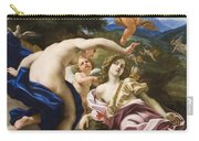 The Death Of Adonis Carry-all Pouch by Il Baciccio